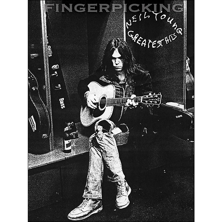 Hal LeonardFingerpicking Neil Young Greatest Hits