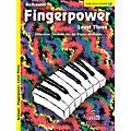 SCHAUM Fingerpower (Level 3 Book/CD Pack) Educational Piano Series Softcover with CD Written by John W. Schaum