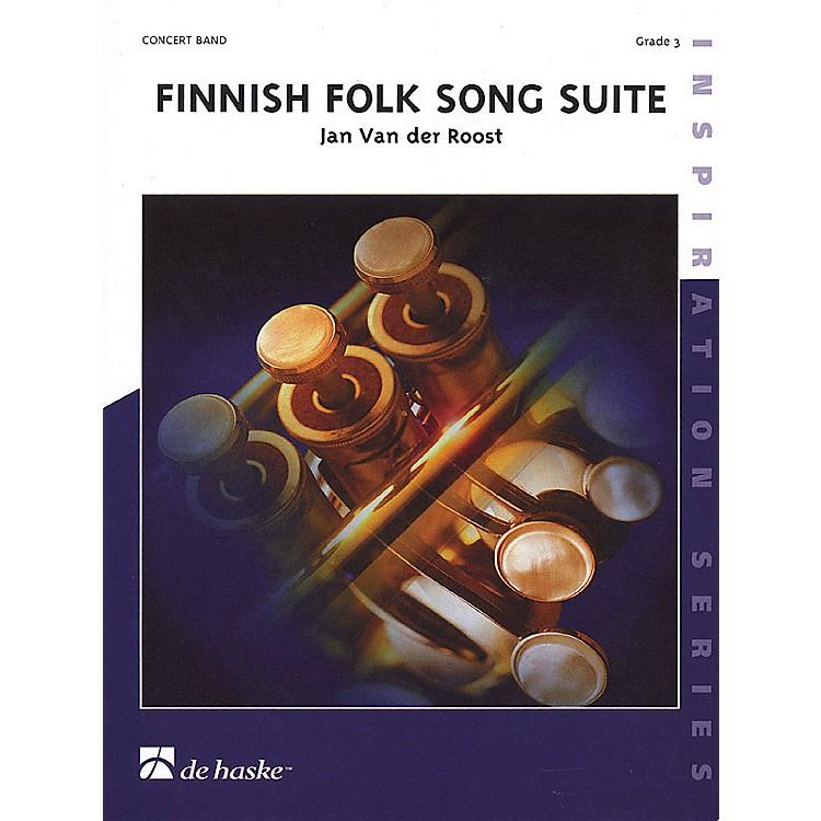 De Haske MusicFinnish Folk Song Suite Sc Only Gr3 Concert Band