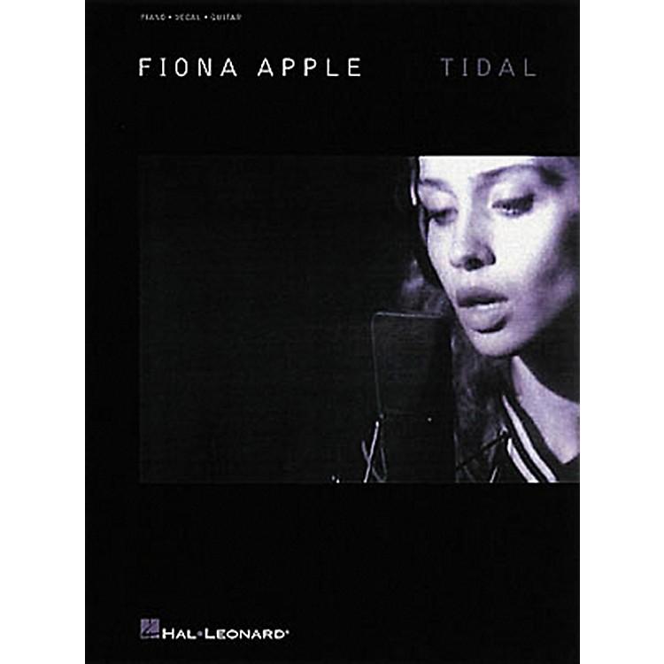 Hal LeonardFiona Apple Tidal Piano, Vocal, Guitar Book