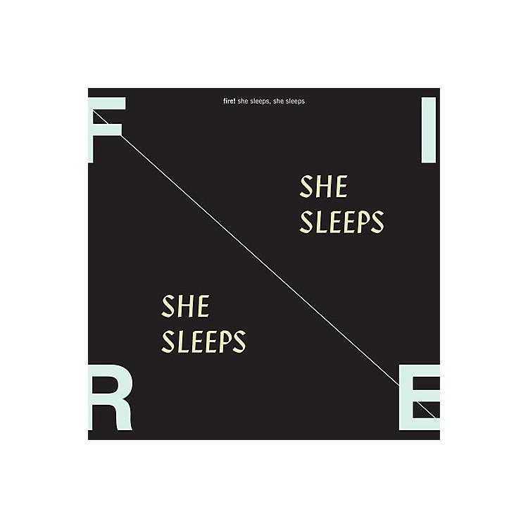 AllianceFire - She Sleeps, She Sleeps