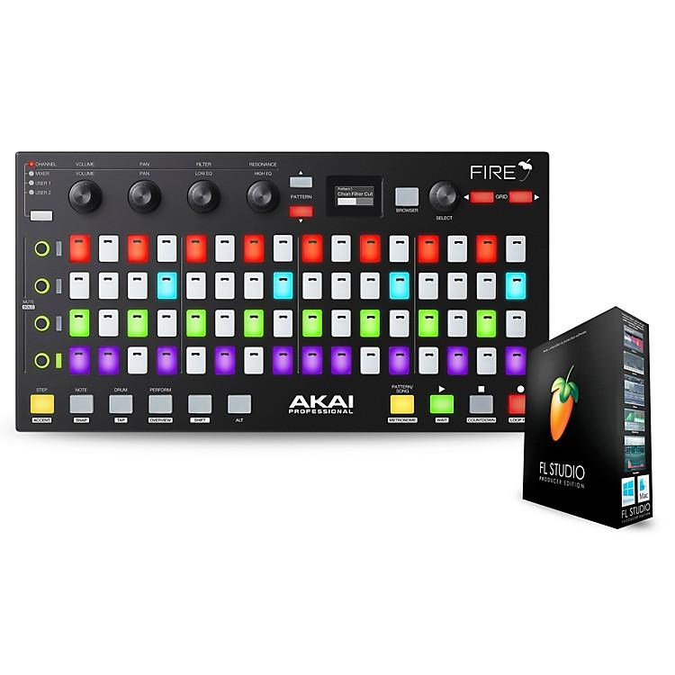 Akai ProfessionalFire FL Studio Controller with FL Studio Producer Edition