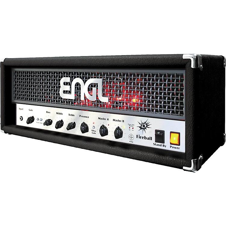 EnglFireball 60 60W Tube Guitar Amp HeadBlack