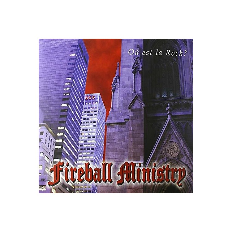 AllianceFireball Ministry - Ou Est La Rock?