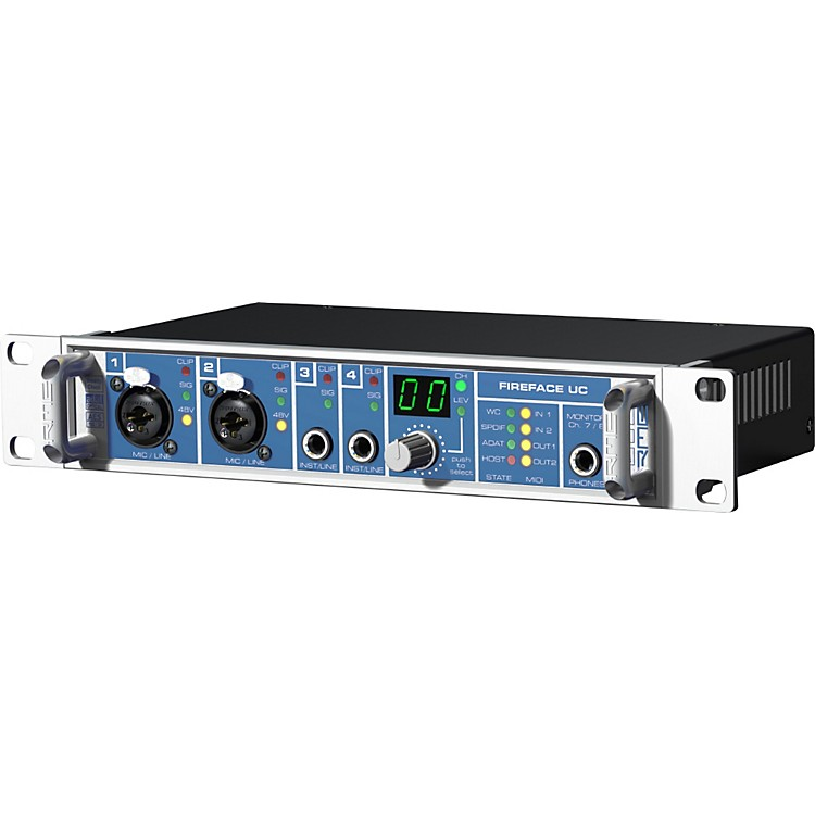 RMEFireface UC Compact 36-Channel USB Interface