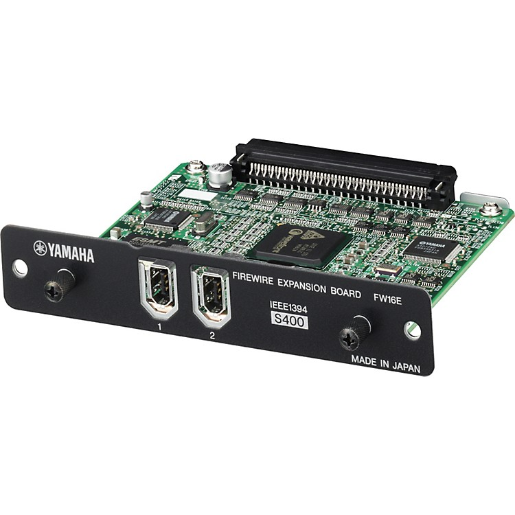 YamahaFirewire Expansion Board for Motif XF or XS
