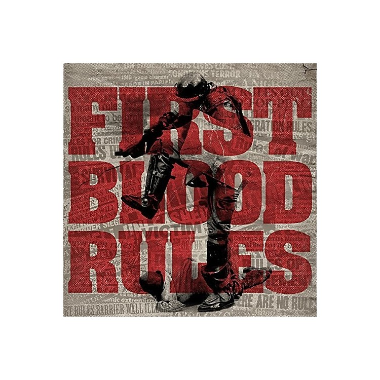 AllianceFirst Blood - Rules