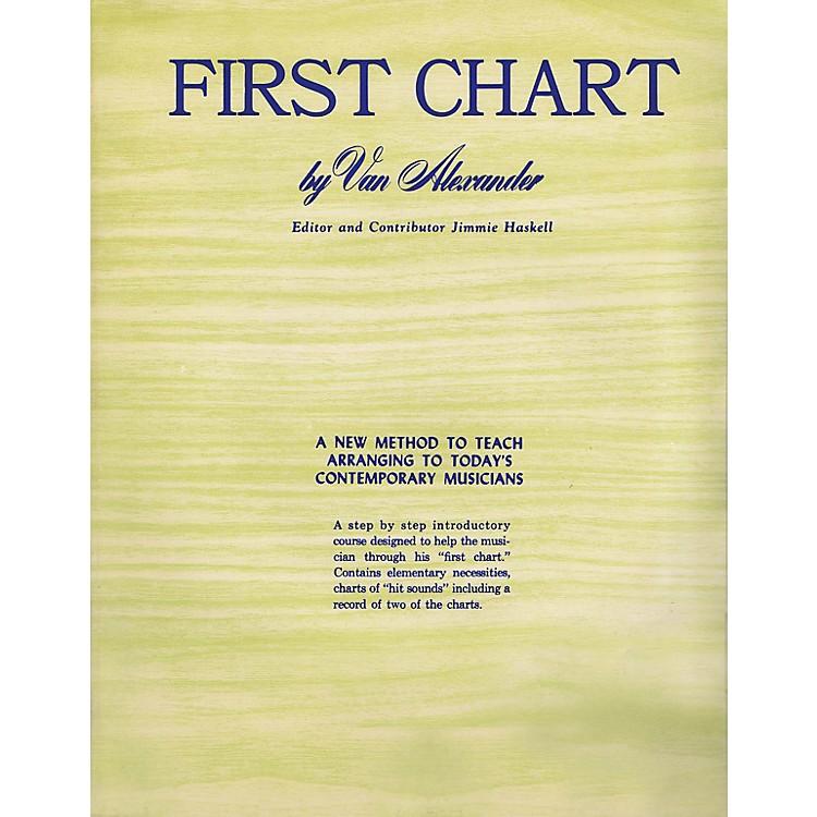 CriterionFirst Chart Criterion Series Softcover Written by Van Alexander