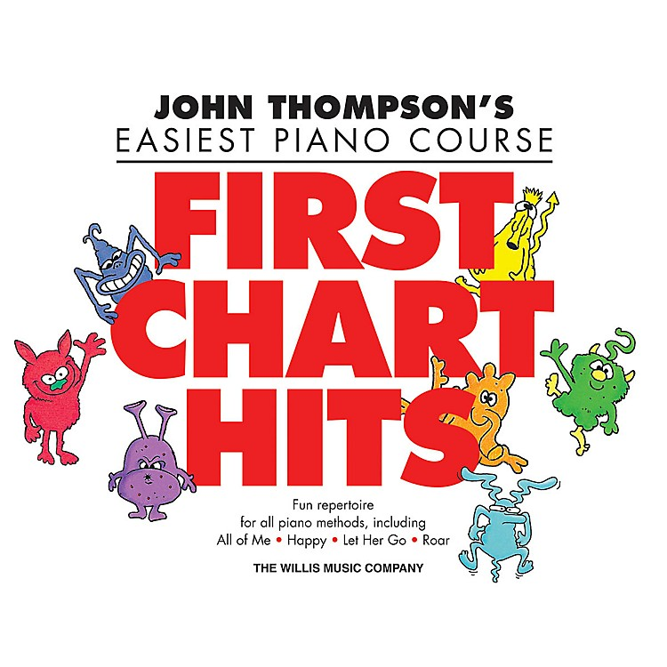 Willis MusicFirst Chart Hits Willis Series Book by Various (Level Late Elem)