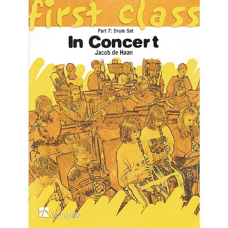 De Haske MusicFirst Class - In Concert Concert Band Level 1.5 Composed by Jacob de Haan