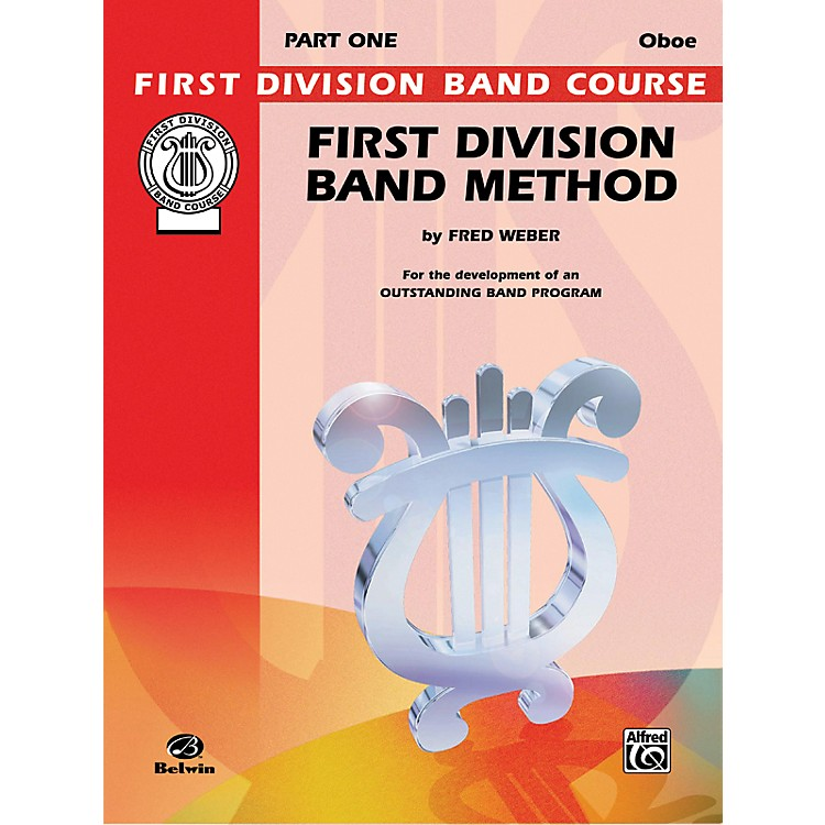 AlfredFirst Division Band Method Part 1 Oboe