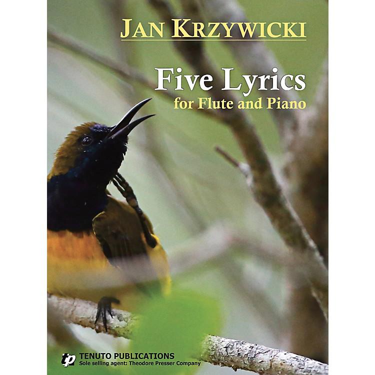 Carl FischerFive Lyrics (Book)
