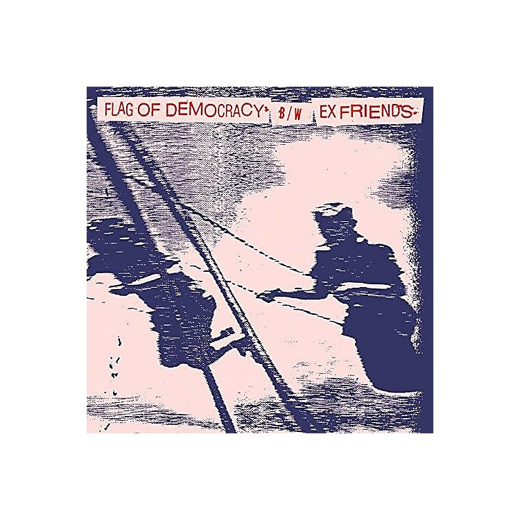 Alliance Flag Of Democracy / Ex Friends