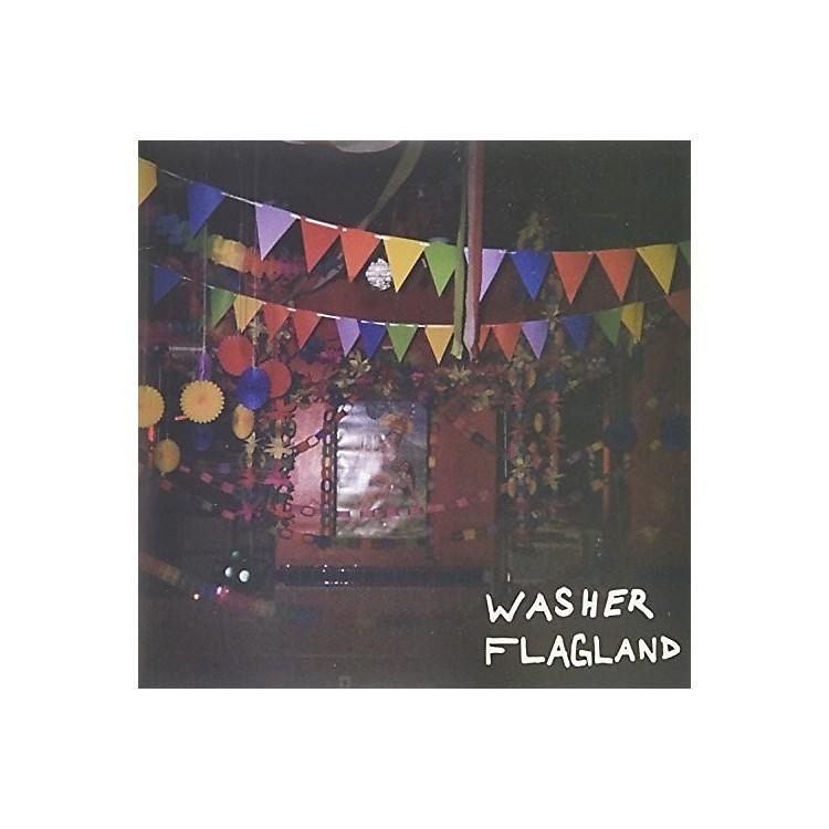 AllianceFlagland & Washer - Split