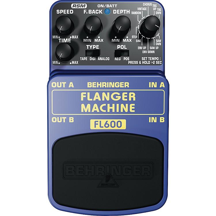 BehringerFlanger Machine FL600 Guitar Effects Pedal