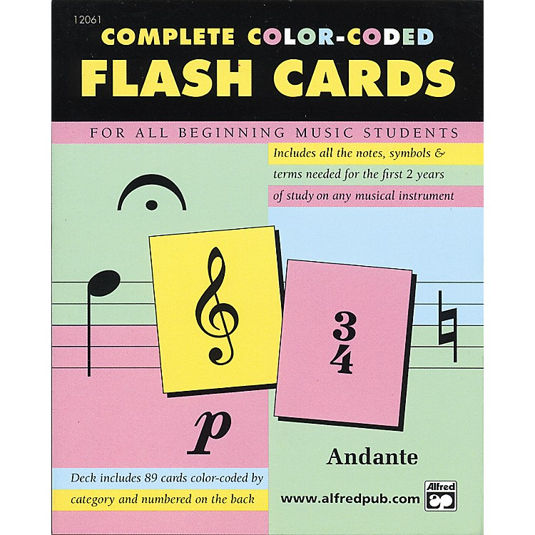 AlfredFlash Cards