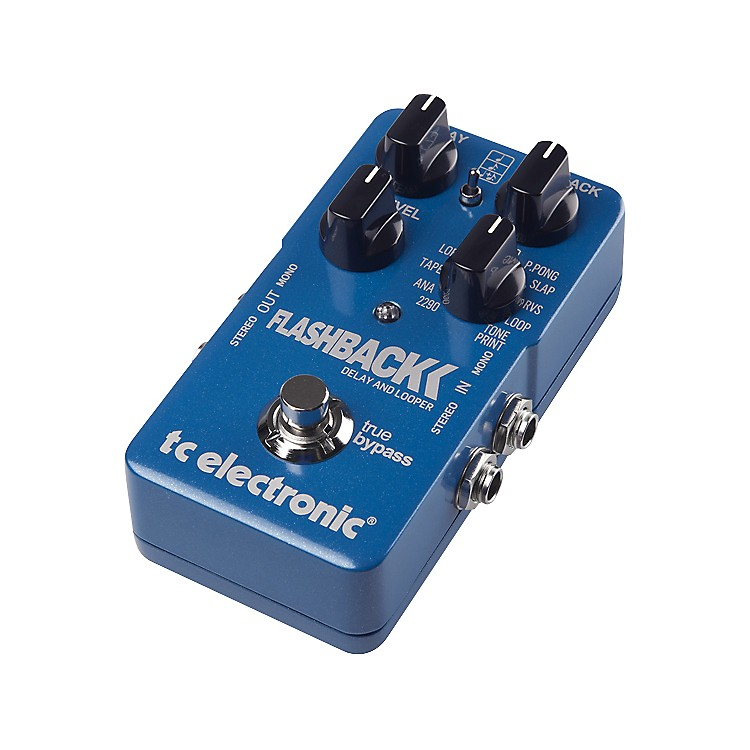 TC ElectronicFlashback Delay TonePrint Series Guitar Effects Pedal