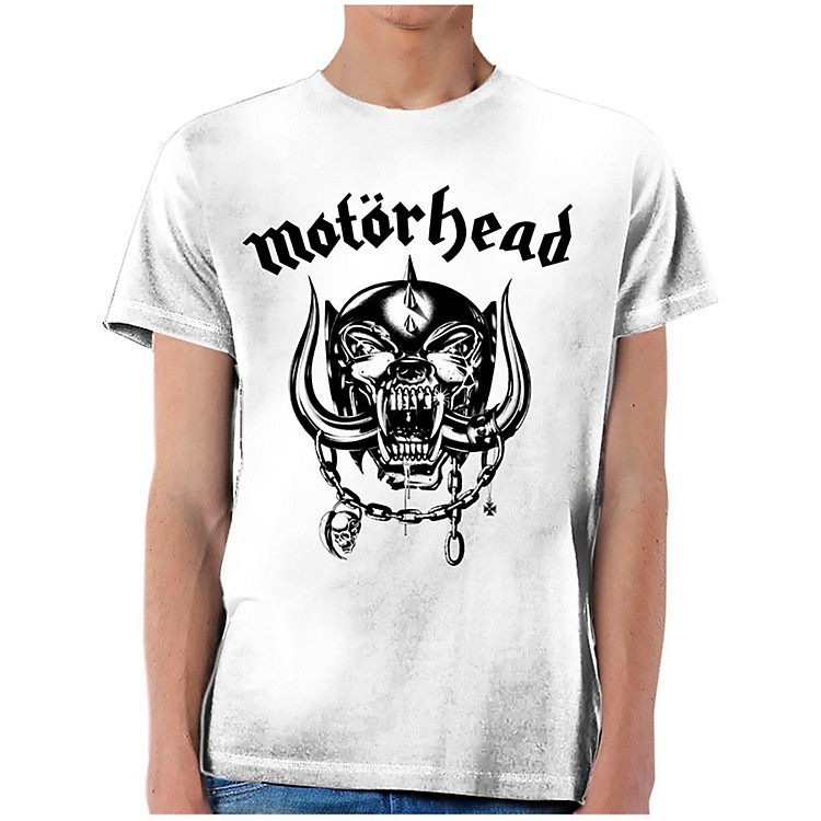 Motorhead Flat War Pig T-Shirt Medium