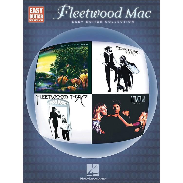 Hal LeonardFleetwood Mac Easy Guitar Collection (with Tab)
