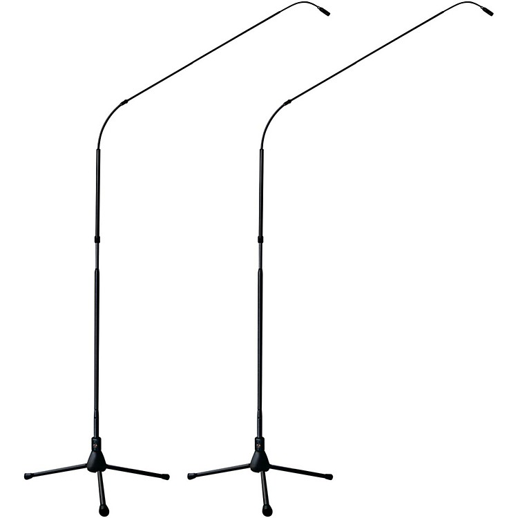 EarthworksFlexWand FW730 with Tripod Base(Matched Pair)Cardioid