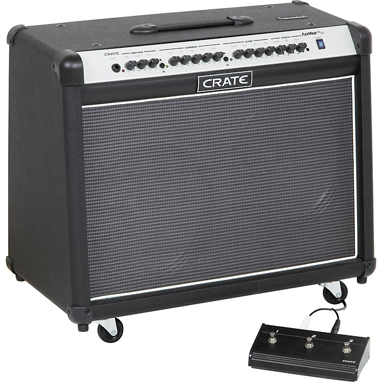 crate flexwave series fw120 120w 2x12 guitar combo amp music123. Black Bedroom Furniture Sets. Home Design Ideas