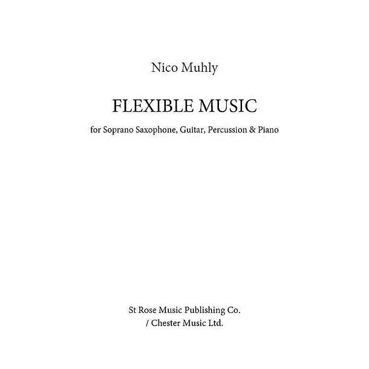 Chester MusicFlexible Music Music Sales America Series Composed by Nico Muhly