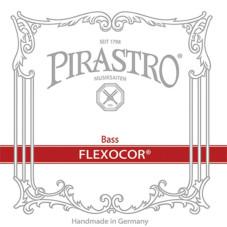 PirastroFlexocor Series Double Bass String Set3/4 Medium Orchestra