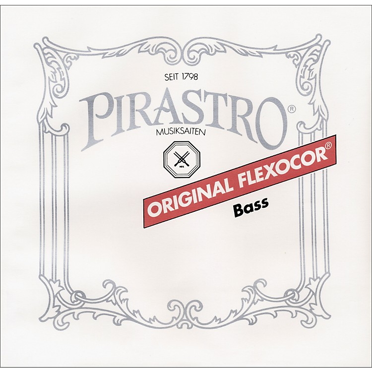 Pirastro Flexocore Original Bass Strings Set 3/4 Size