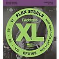 D'Addario Flexsteels Long Scale Bass Guitar Strings (45-105)