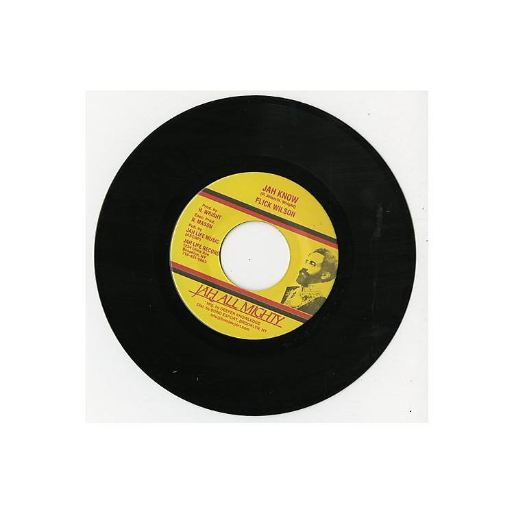 AllianceFlick Wilson - Jah Know