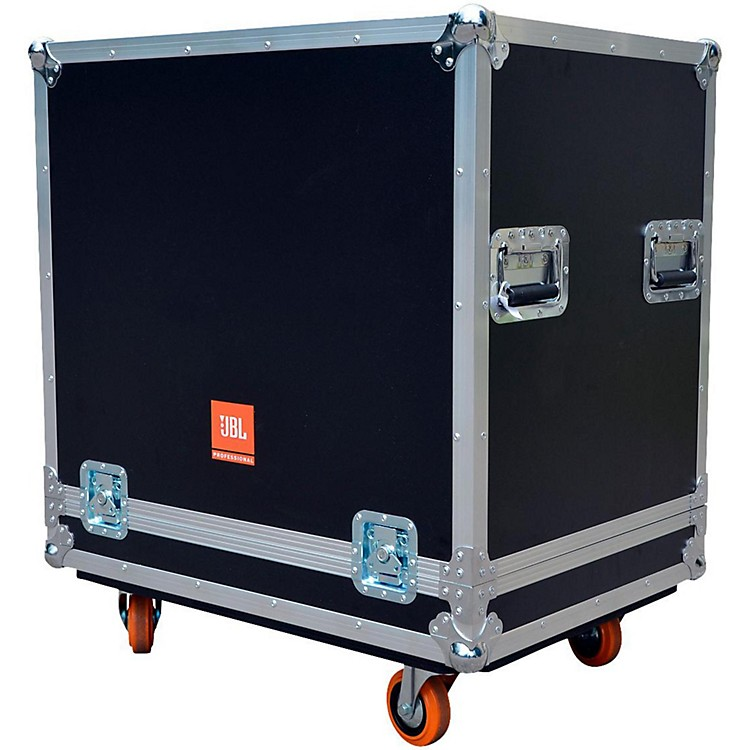 JBL BagFlight Case for PRX718XLF with 3.5-Inch Casters