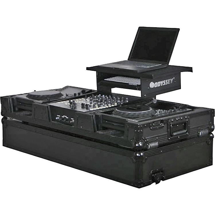 OdysseyFlight FX Series Glide Style CD/Digital DJ Coffin