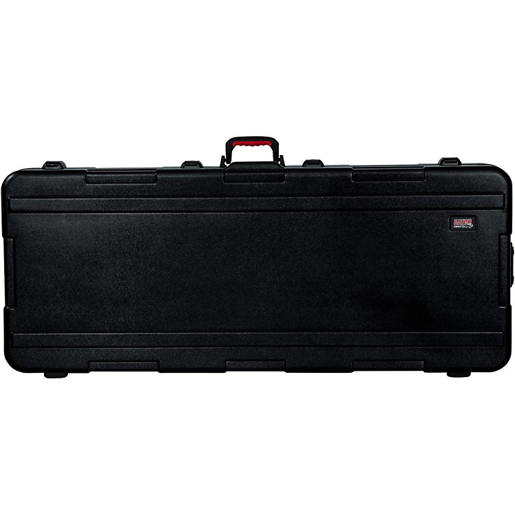 Gator Flight Pro TSA ATA Deep Keyboard Case with Wheels 76 Key