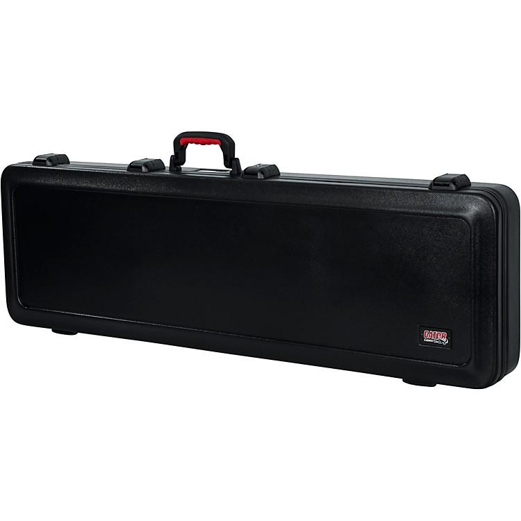 GatorFlight Pro TSA Series ATA Molded Bass Guitar CaseBlack