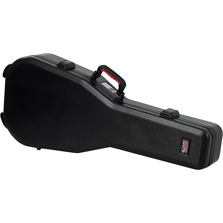 Gator Flight Pro TSA Series ATA Molded Classical Guitar Case Black