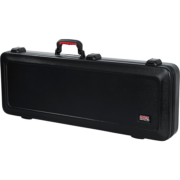 Gator Flight Pro TSA Series ATA Molded Electric Guitar Case Black