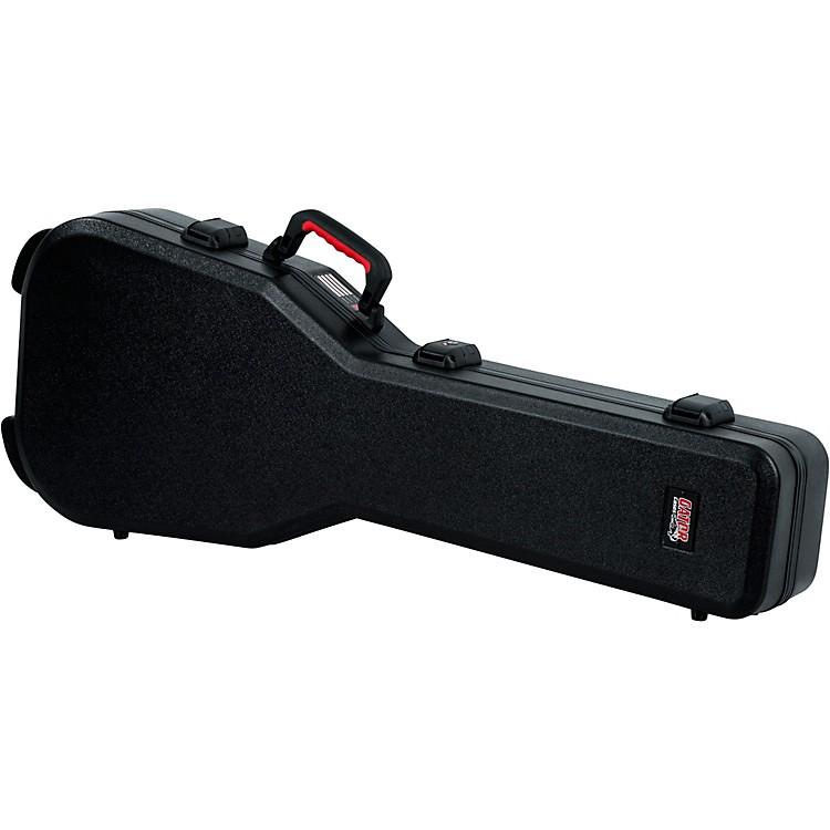 GatorFlight Pro TSA Series ATA Molded Gibson SG Guitar CaseBlack