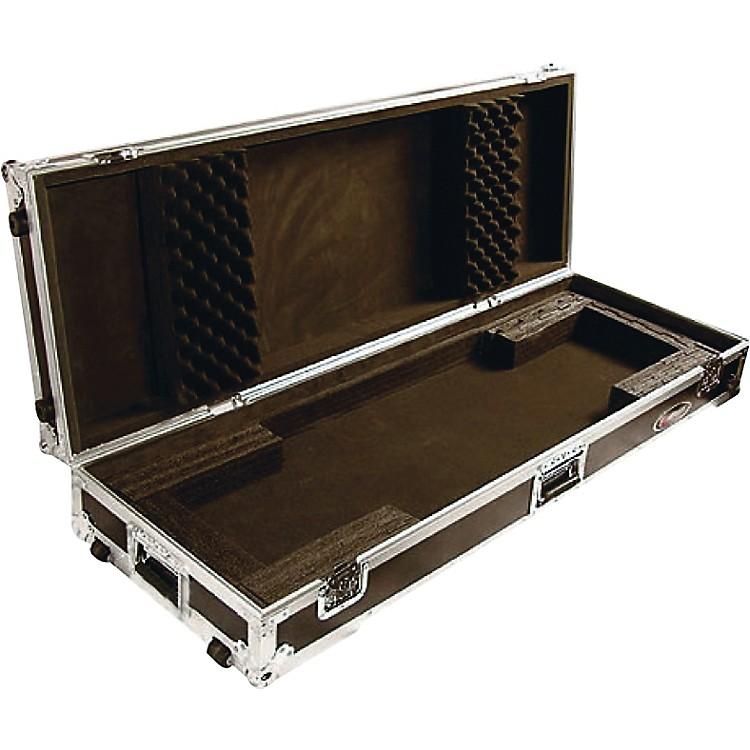 OdysseyFlight Zone: Keyboard case for 76 note keyboards with wheels