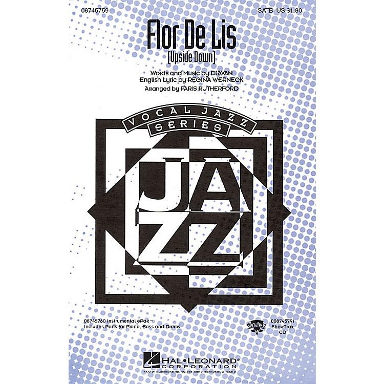 Hal LeonardFlor De Lis (Upside Down) ShowTrax CD Arranged by Paris Rutherford