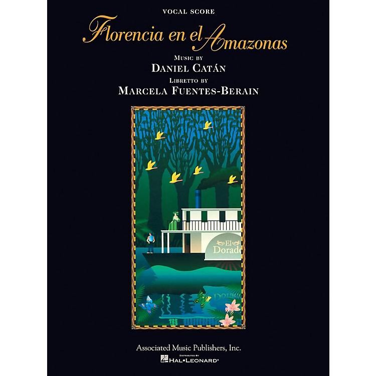 AssociatedFlorencia En El Amazonas (Opera Vocal Score) Opera Series Softcover  by Daniel Catán