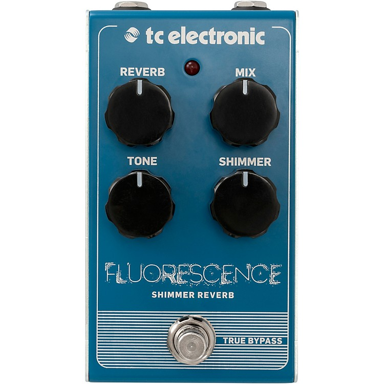 TC ElectronicFlourescence Reverb Effects Pedal