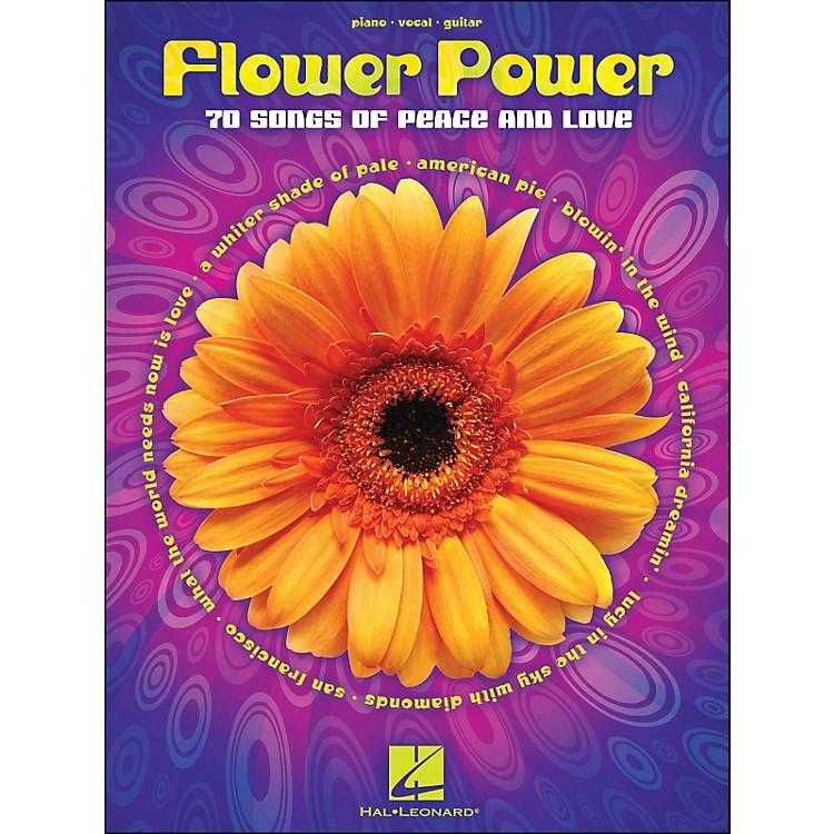 Hal LeonardFlower Power arranged for piano, vocal, and guitar (P/V/G)