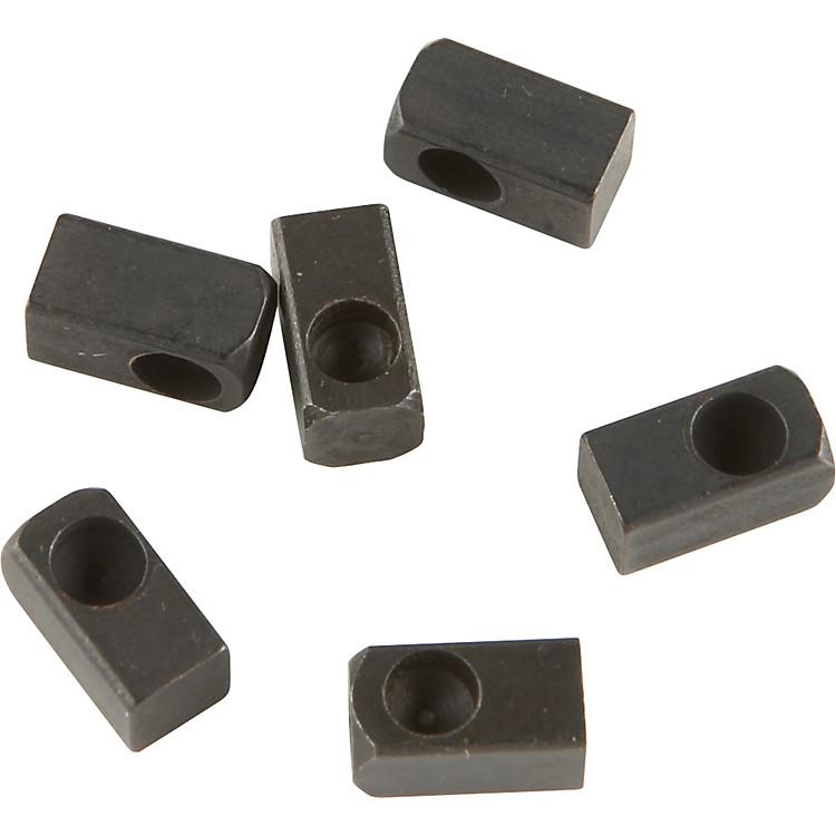 ProlineFloyd Rose-Style Saddle Block Insert 6 PackBlack