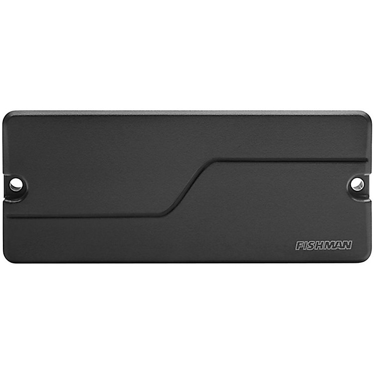 Fishman Fluence Modern Ceramic Humbucker 7-String Bridge Guitar Pickup Black Plastic