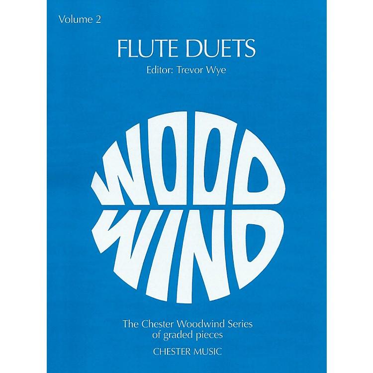 Chester MusicFlute Duets - Volume 2 Music Sales America Series