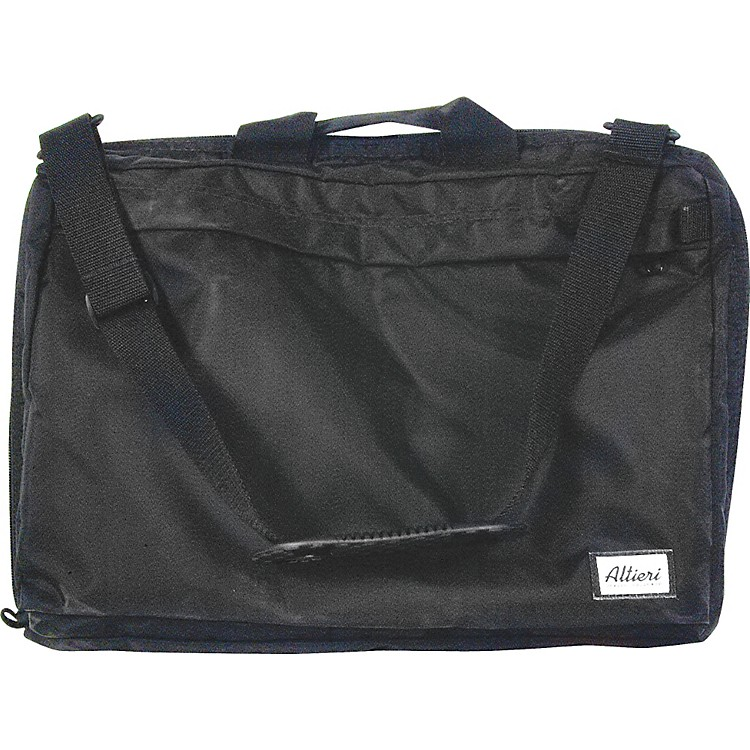 Altieri Flute Gig Bags Bass/Alto/Flute/Piccolo Combo With Two Pockets