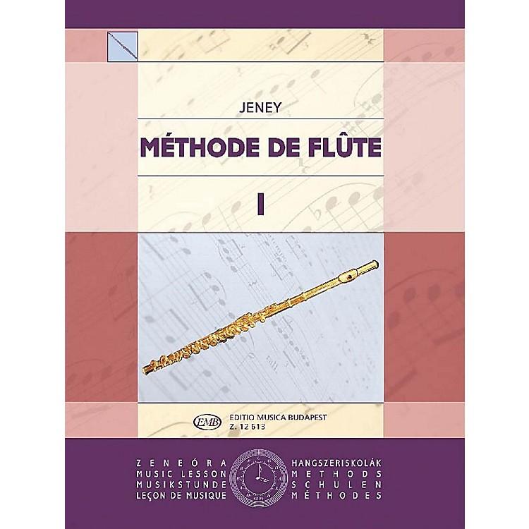 Editio Musica BudapestFlute Tutor Volume 1 French EMB Series