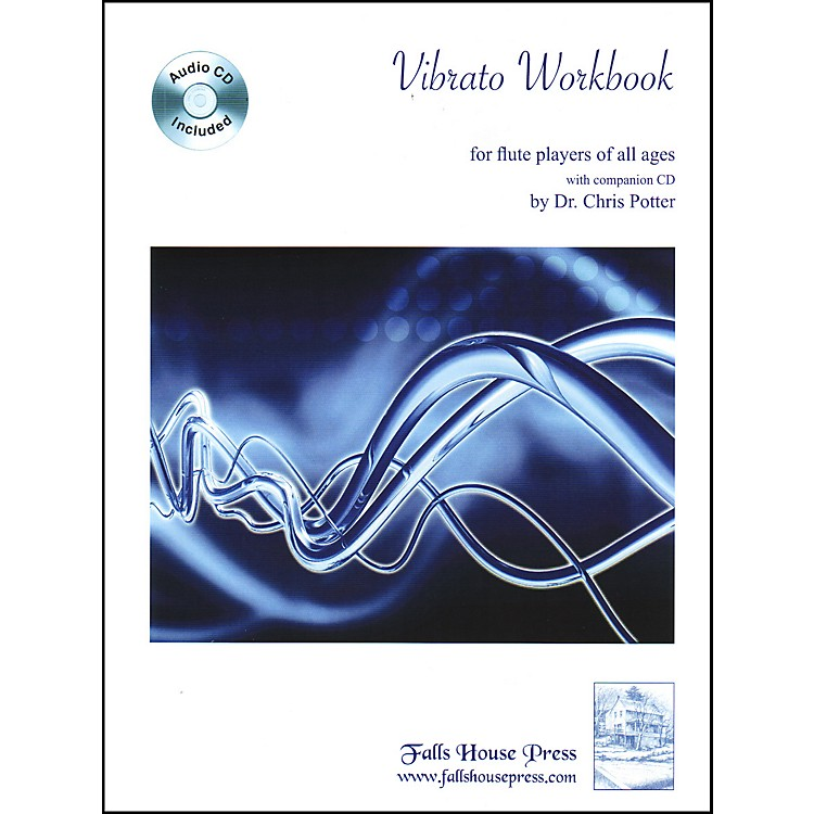 Carl FischerFlute Vibrato Workbook With CD