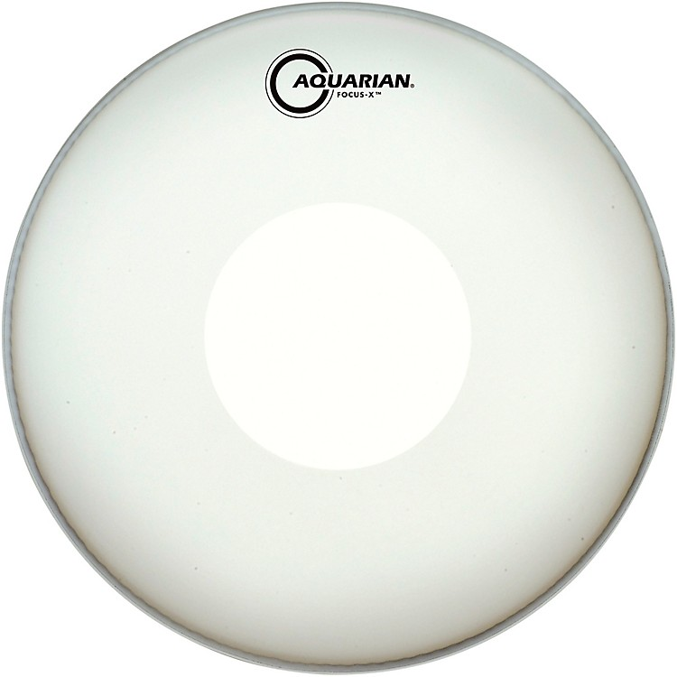 Aquarian Focus-X Coated With Power Dot Tom Head 18 in.