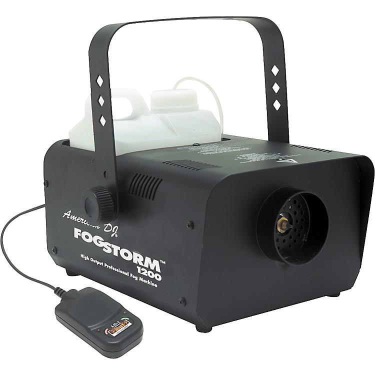 American DJFog Storm 1200HD Fog Machine with Remote